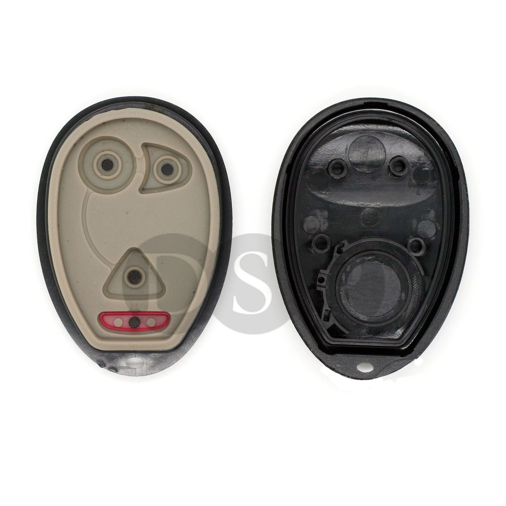 2001 Buick Lesabre Battery: Remote Key Case Shell Replace Fit For Buick Century Regal